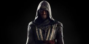 michael fassbender in assassins creed