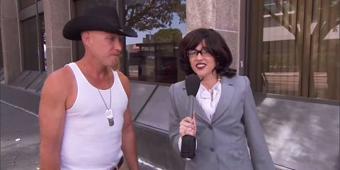 Miley Cyrus Goes Undercover to Ask People What They Think of Miley Cyrus