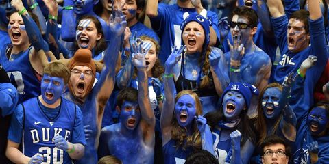 Duke students