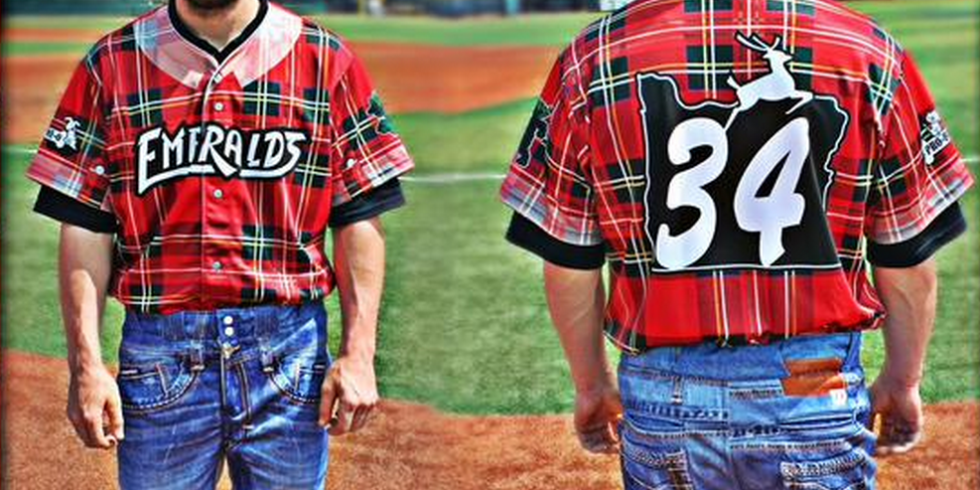 new arrival e9759 78db5 This Is the Worst Minor League Baseball Uniform Ever