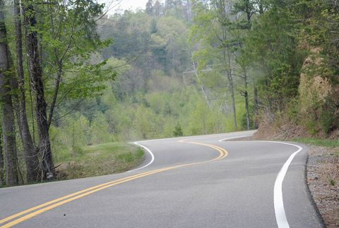 "<p><strong>Where:</strong> Tennessee, USA</p><p>This stretch of U.S. Route 129 offers some of the sweetest curves outside of the Atlantic coast, with no fewer than 318 turns in the course of 11 miles. No driveways or intersections interrupt this forest-lined thoroughfare, though there are plenty of peg-scraping cruisers who knock down the average speed. While you're there, be sure to visit the <a href=""http://www.learnnc.org/lp/multimedia/7838"" target=""_blank"">Tree of Shame</a>, where crashed motorcycle bits adorn the tree and dangle from its branches as a reminder of the road's dangers.</p>"