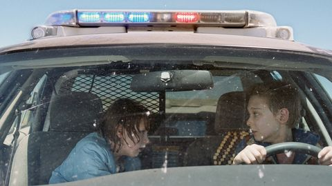 "<p>Jon Watts' Sundance darling devises a simple premise—two kids find the keys to a cop car—and floors it. Coming-of-age comedy, grungy car tricks, and the slimiest Kevin Bacon performance to date come bursting out of the ""what if?"" mayhem. Watts earned the chance to make a <i>Spider-Man </i>movie off of <i>Cop Car. </i>Here's hoping the comic-book movie converts wish fulfillment into nitro fuel with half the glee of this deranged picture.</p><p><a href=""https://play.google.com/store/movies/details?id=xzqs-MKrg78&utm_source=na_Med&utm_medium=hasem&utm_campaign=MoviesActAd&pcampaignid=MKT-DR-na-us-all-Med-actads-mo-Evergreen-Jun2315-1-movies&gclid=COHtgcXo1scCFYOxNwoduOEGYw&gclsrc=ds"" target=""_blank"">Watch on Google Play.</a></p>"