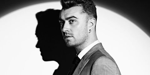 sam smith spectre song - writing's on the wall