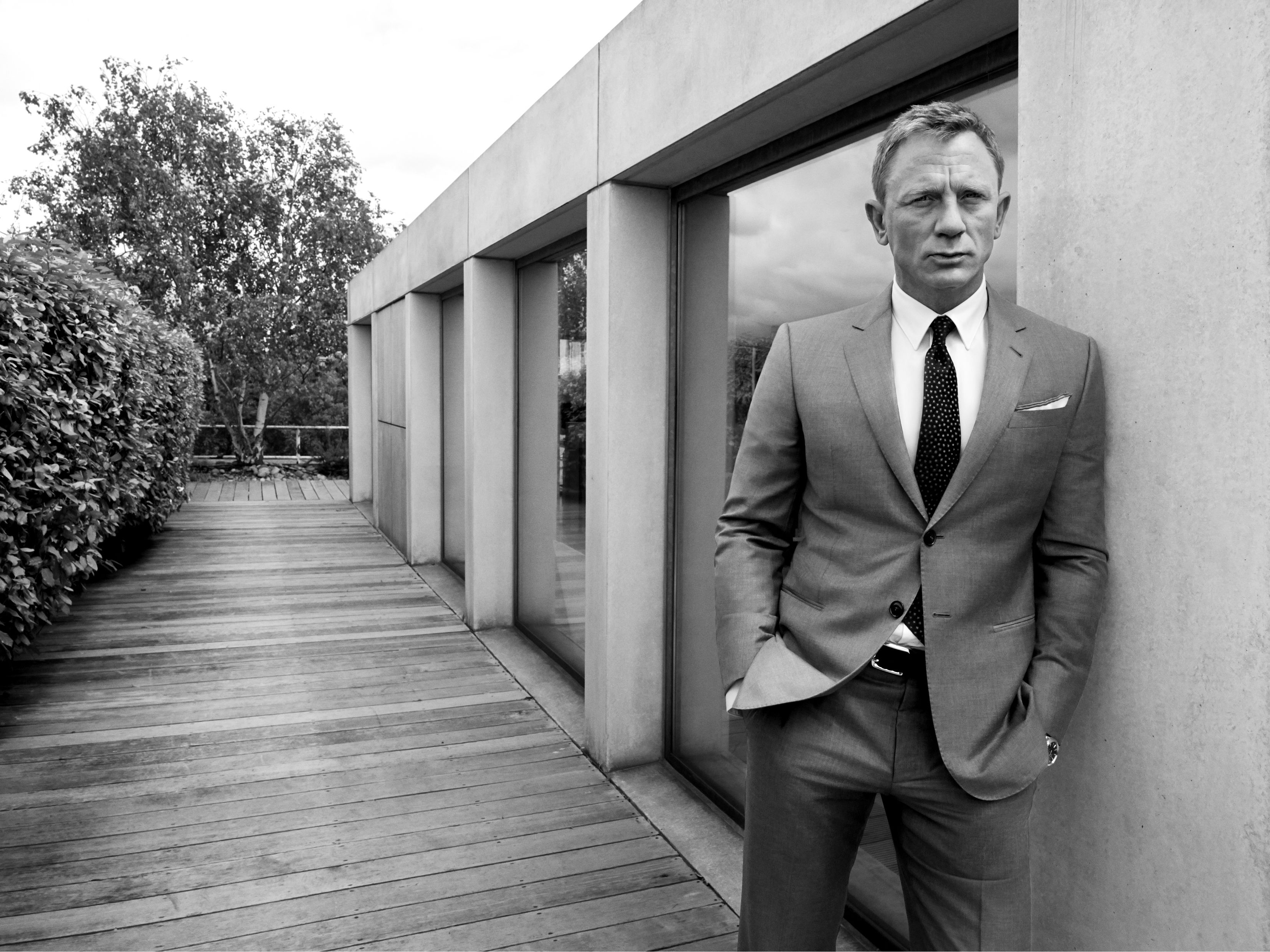 Daniel Craig on His Decade as 007 and Why Spectre Might Be His Last Bond
