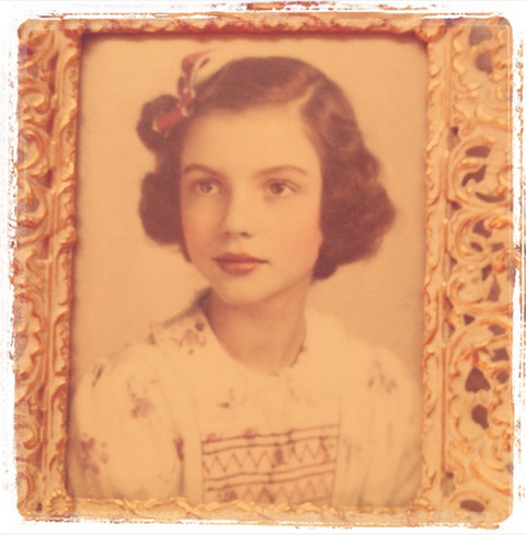 "<p>T-Swift shows us she got it from her grandmother on October 26, 2011 with this post, captioned: ""Found this photo of my grandmother. So lovely."" </p>"