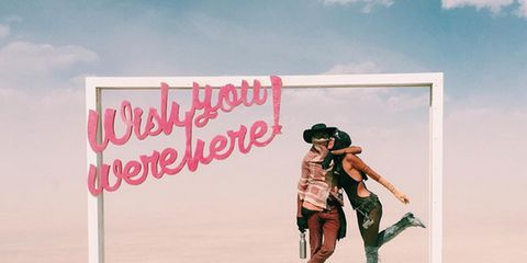 The Best of What We Saw from Burning Man 2015