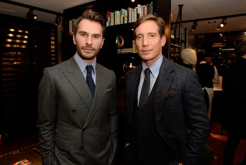 Introducing the New London Tailors: Thom Sweeney