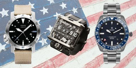 Still Ticking: 6 American Watch Brands Every Man Must Know