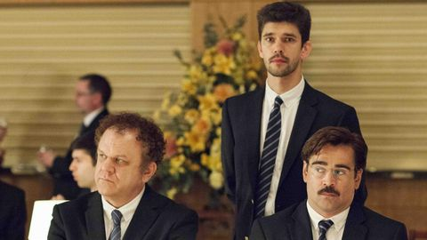 Review: Colin Farrell's The Lobster Is a Weird, Hilarious Metaphor for Love