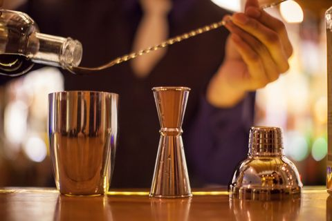 <p>Every man should know how to make at least one drink from a foreign country, preferably one taught to him by a local female with whom he has had a complicated, unresolved and quite possibly dangerous alliance. </p>