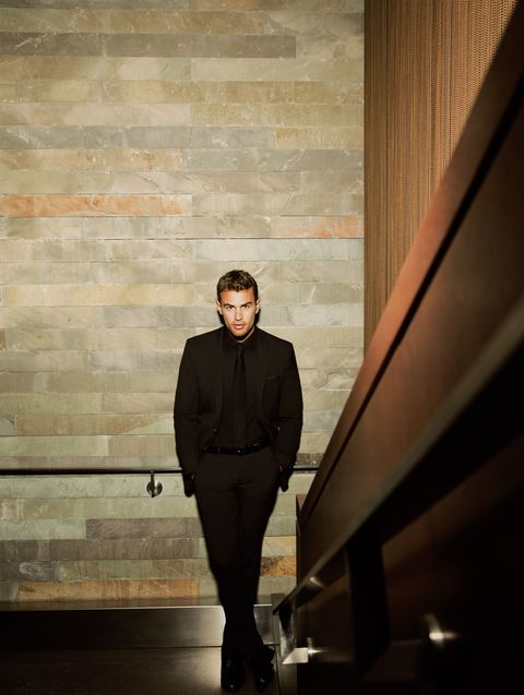 Breaking Down 'Boss: The Scent' With Actor Theo James