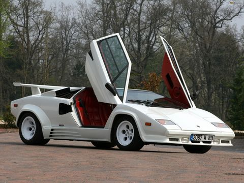 "<p>A Lamborghini, affordable and undervalued? Follow me here.</p> <p class=""p1"">The Countach is supercar icon. When it arrived in the early 1970 its angular bodywork looked completely alien. Every supercar made since then can trace its design back to the lines of this V12 Lambo. The car was immortalized on posters and hung on every kid's bedroom wall in the 1980s. Yet as long-lived as the Countach was (in production for 16 years) there was a time in the late 90s and early 2000s when they were considered a little cheesy. A Countach with a big wing on the back would cost less than $100,000. Talk about a bargain—that's crazy-cheap for a rare Italian supercar.</p> <p>Today the Countach, in all its angular 80s glory, has been rediscovered. Cars from the 1980s sell for more than $300,000. The earliest ones, the LP400 (of which less than 200 were made) sell for more than $1 million. You could have had one in the mid-2000s for about $150,000. Talk about nostalgia-driven inflation.</p>"