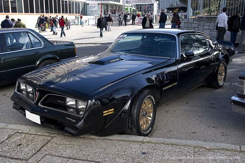 "<p>Thanks in part to the incredible success of <i>Smokey and the Bandit</i>, Pontiac sold hundreds of thousands of Firebirds in just a few years. The black-and-gold special edition Trans Ams from the late 1970s were wildly popular. But in the '80s and '90s, their giant ""screaming chicken"" hood sticker and bold lettering fell out of fashion.</p>         <p class=""p2"">Well, eventually everything that's out of style comes back around again as retro cool, and these awesome machines were rediscovered about five years ago. Soon, prices jumped. In the early 2000s a descent Trans-Am with the highest output W72 Pontiac 400 cid (6.6-liter) V8 could be had for less $10,000. Today, cars with relatively high mileage that are descent drivers are $15,000. Want a pristine car with low miles? That could cost $30,000 to $60,000 at an auction.<span></span><br></p>"