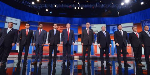 Reminder: All of These Republican Candidates Are Horrible