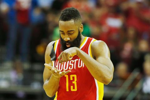 e92ae914312f James Harden Has to Stop Wearing His Favorite Shoes