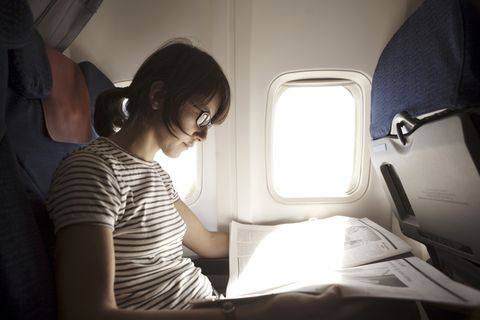 <p>There is exactly a 2-percent chance that you will be seated next to a beautiful, single woman on your next flight.</p>