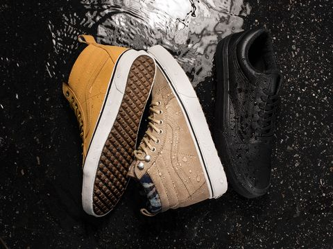 b1740b0c54 Vans Mountain Edition Fall 2015 - Waterproof Sneakers and Outerwear ...