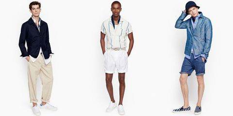 be4a7b41dd3 J. Crew Spring Summer 2016 Men s Collection - J. Crew s New ...