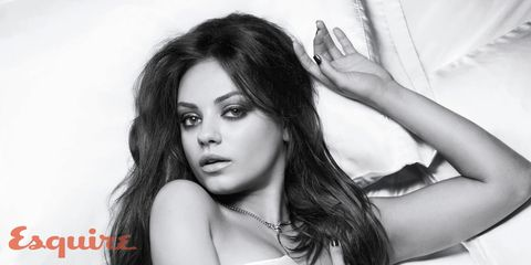 mila kunis the sexiest woman alive 2012