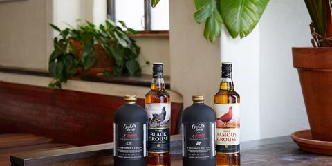 owl's brew and the black grouse