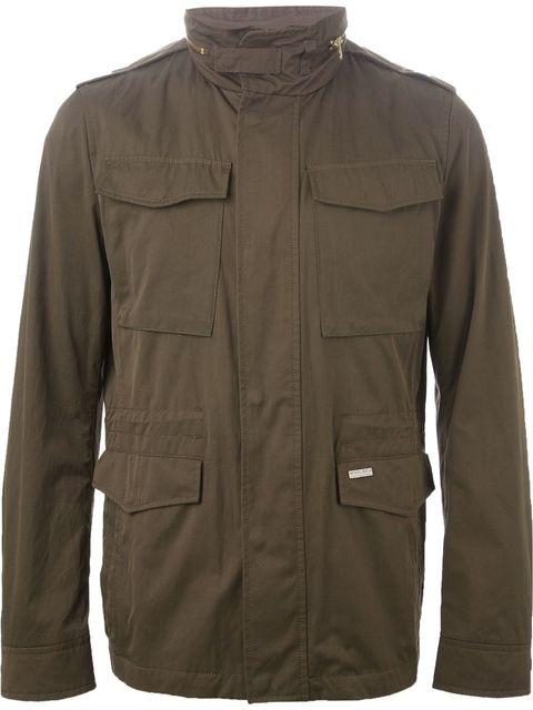 Product, Brown, Collar, Sleeve, Textile, Outerwear, White, Jacket, Coat, Khaki,