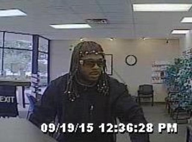 This Guy Robbed a Bank Dressed as Rick James (Bitch!)