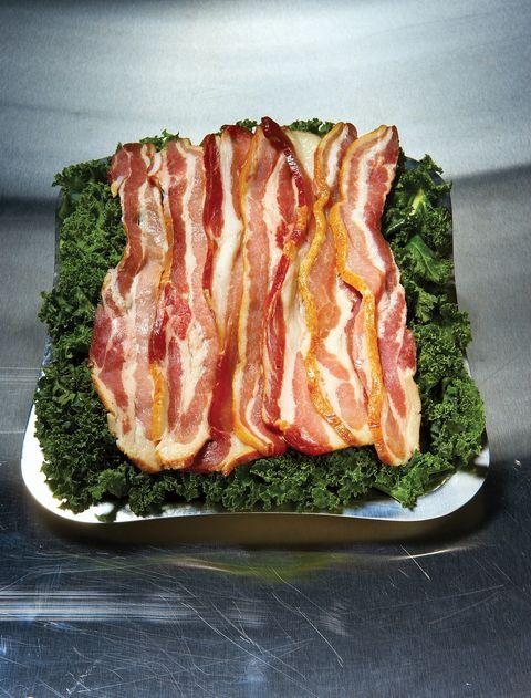 Food, Ingredient, Cuisine, Pork, Meat, Animal product, Leaf vegetable, Dish, Recipe, Bayonne ham,
