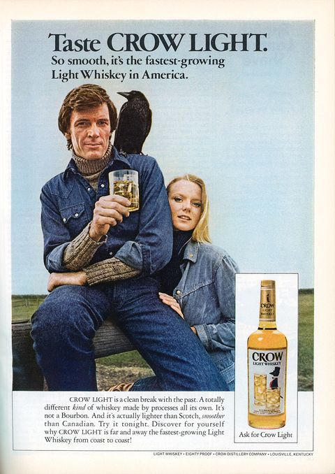 4 Retro Ads That Prove Everything Was Weirder In The '70s