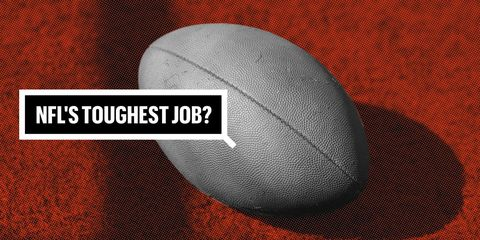 NFL's Toughest Job