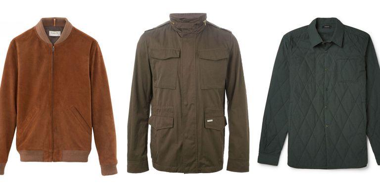 Best Men's Jackets for Fall - Lightweight Coats for Fall