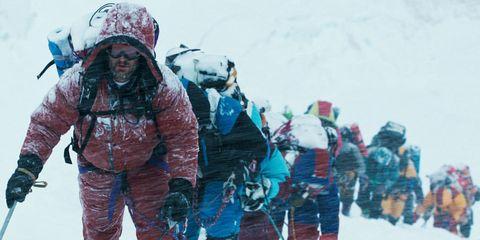 Winter, Recreation, Winter sport, Ski pole, Outdoor recreation, Mammal, Snow, Mountaineer, Ski Equipment, Ski boot,