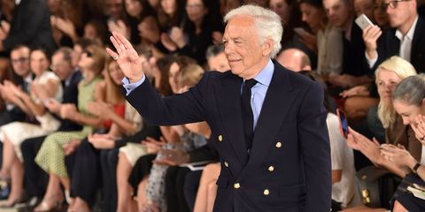 7a929b977754 End of an Era  Ralph Lauren Is Stepping Down as CEO, Will Stay on as Chief  Creative Officer