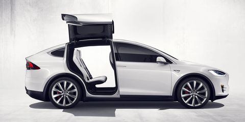 The 7 Craziest Things About the New Tesla Model X