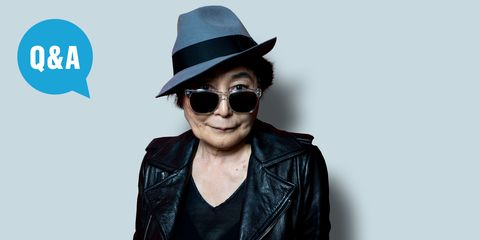 Yoko Ono Talks John Lennon, Art, and Paul McCartney's Complaints