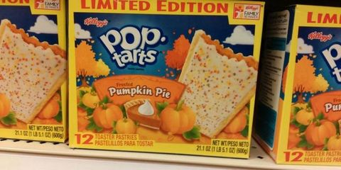 One Man's Brave Quest to Document Every Pumpkin Spice Item