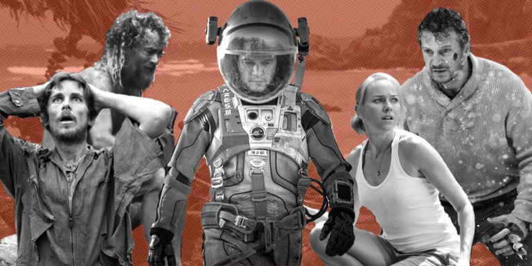 Best Survival Movies Since 2000 - The Martian, Cast Away, and More