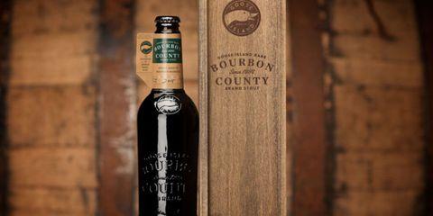 Goose Island Rare Bourbon