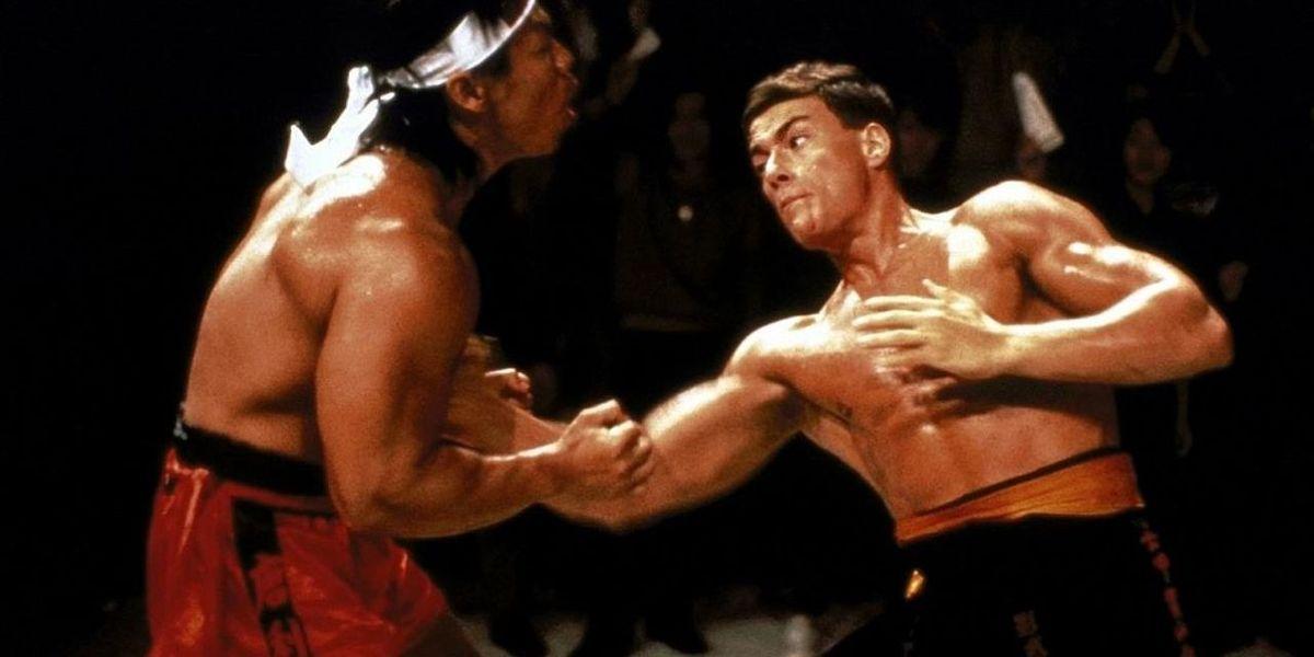 Best Jean Claude Van Damme Action Scenes Every Van Damme