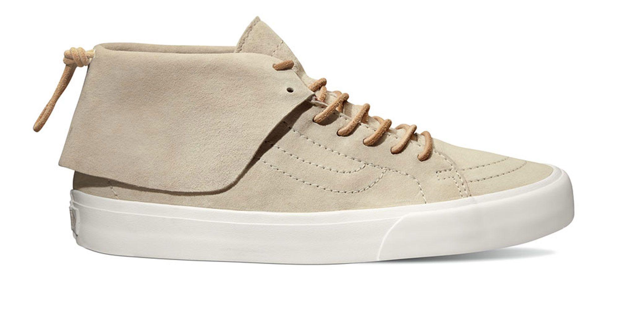 Feet First  Vans SK8-Mid Moc CA - SK8 Mid Moc California 2573652145