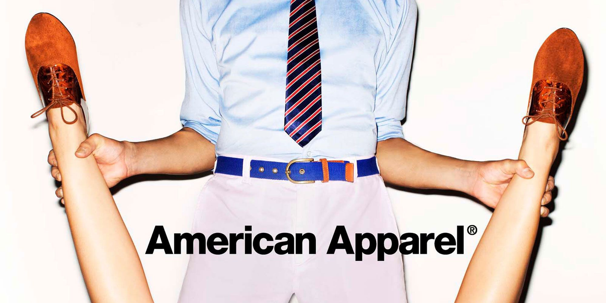 American Apparent Or Porn the nsfw history of american apparel's ads