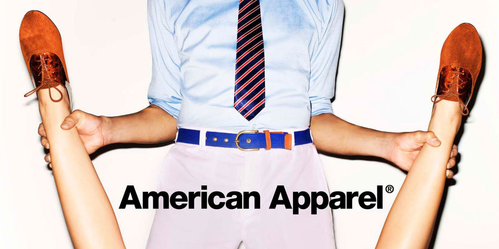 The NSFW History of American Apparel's Ads