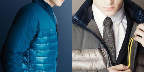 Clothing, Dress shirt, Collar, Sleeve, Textile, Jacket, Outerwear, Coat, Formal wear, Blazer,