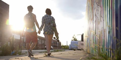 Here's What It's Like to Become a Homeless Couple in Your 20s