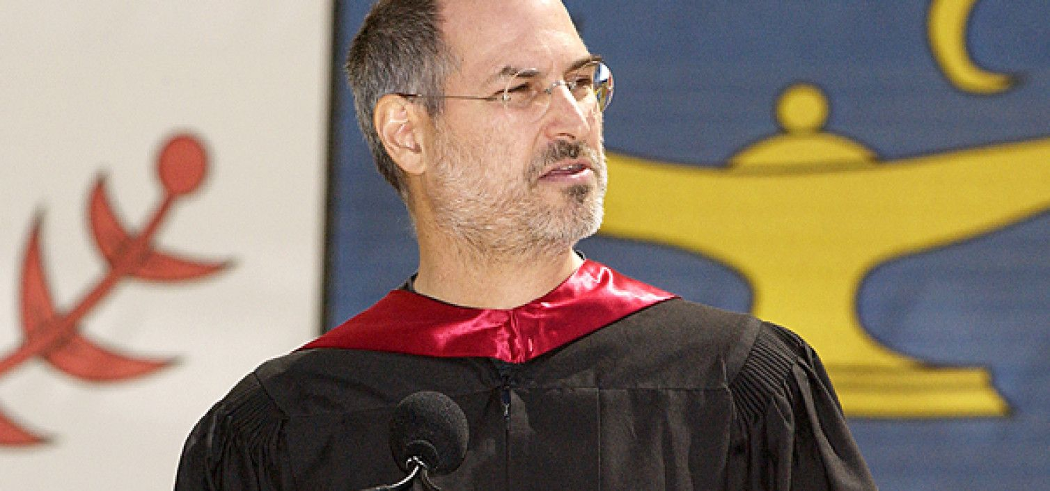 Aaron Sorkin Helped Write Steve Jobs Famous Stanford Commencement