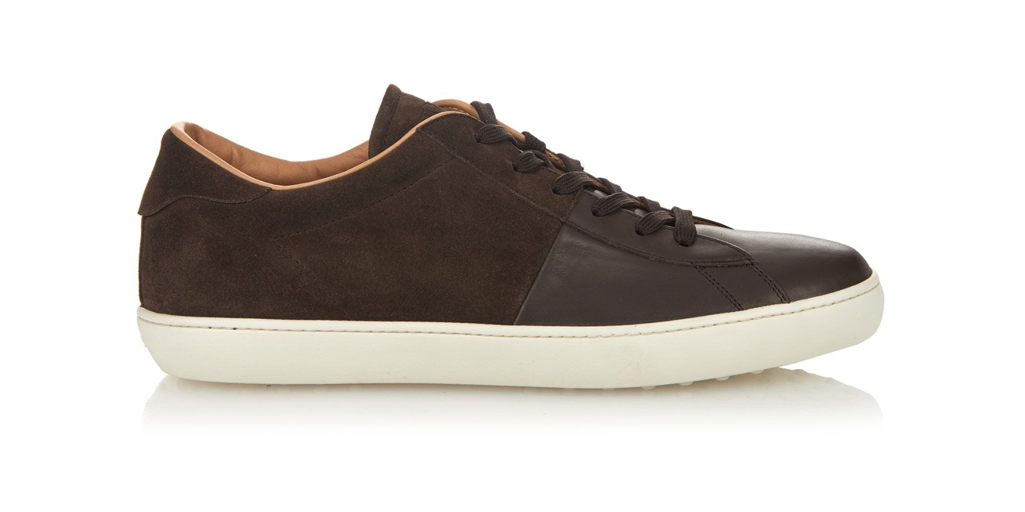 Footwear Suede Sneakers The And Leather FixTod's 8kNn0XOwP