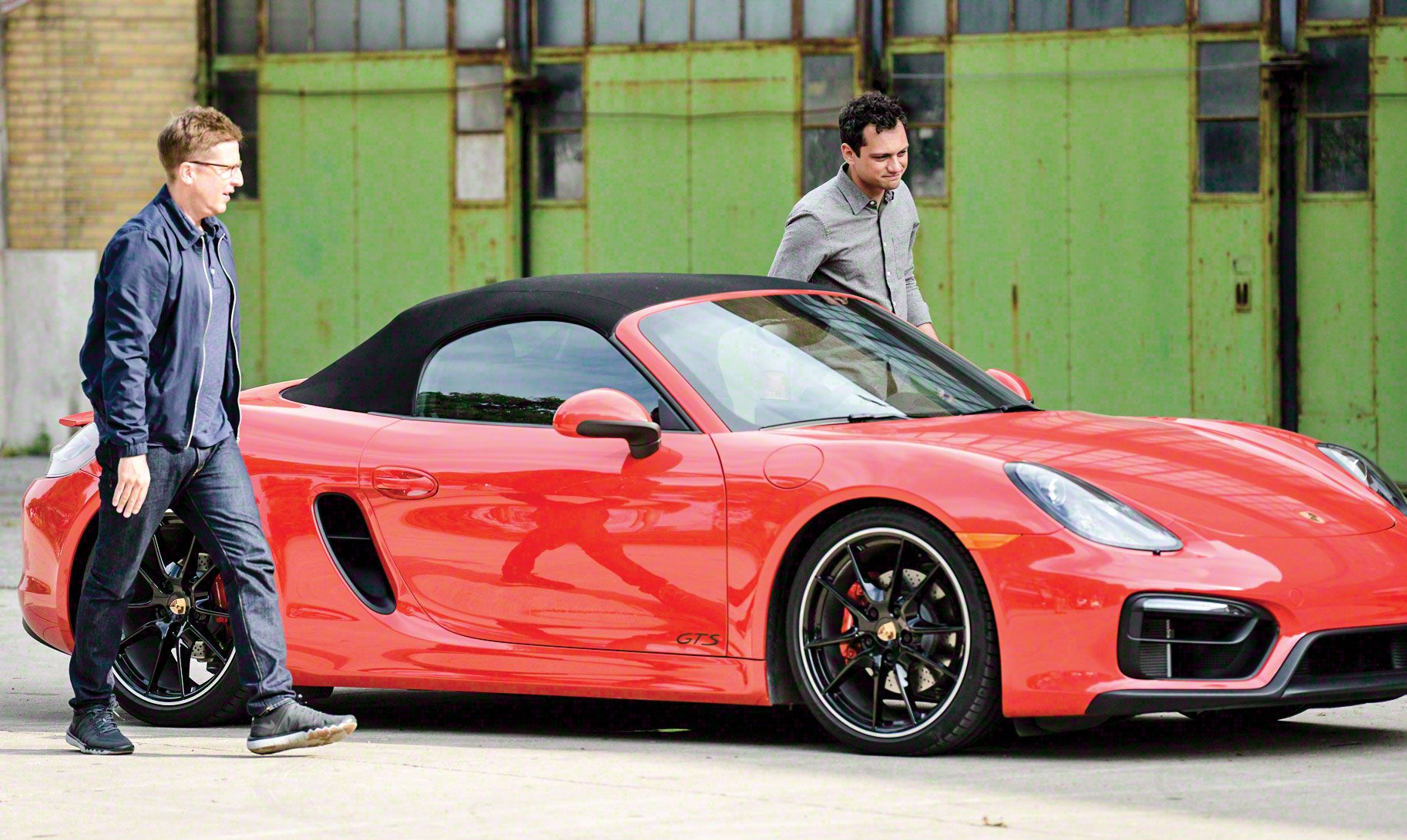 TV Show of the Year: Esquire\'s Car of the Year