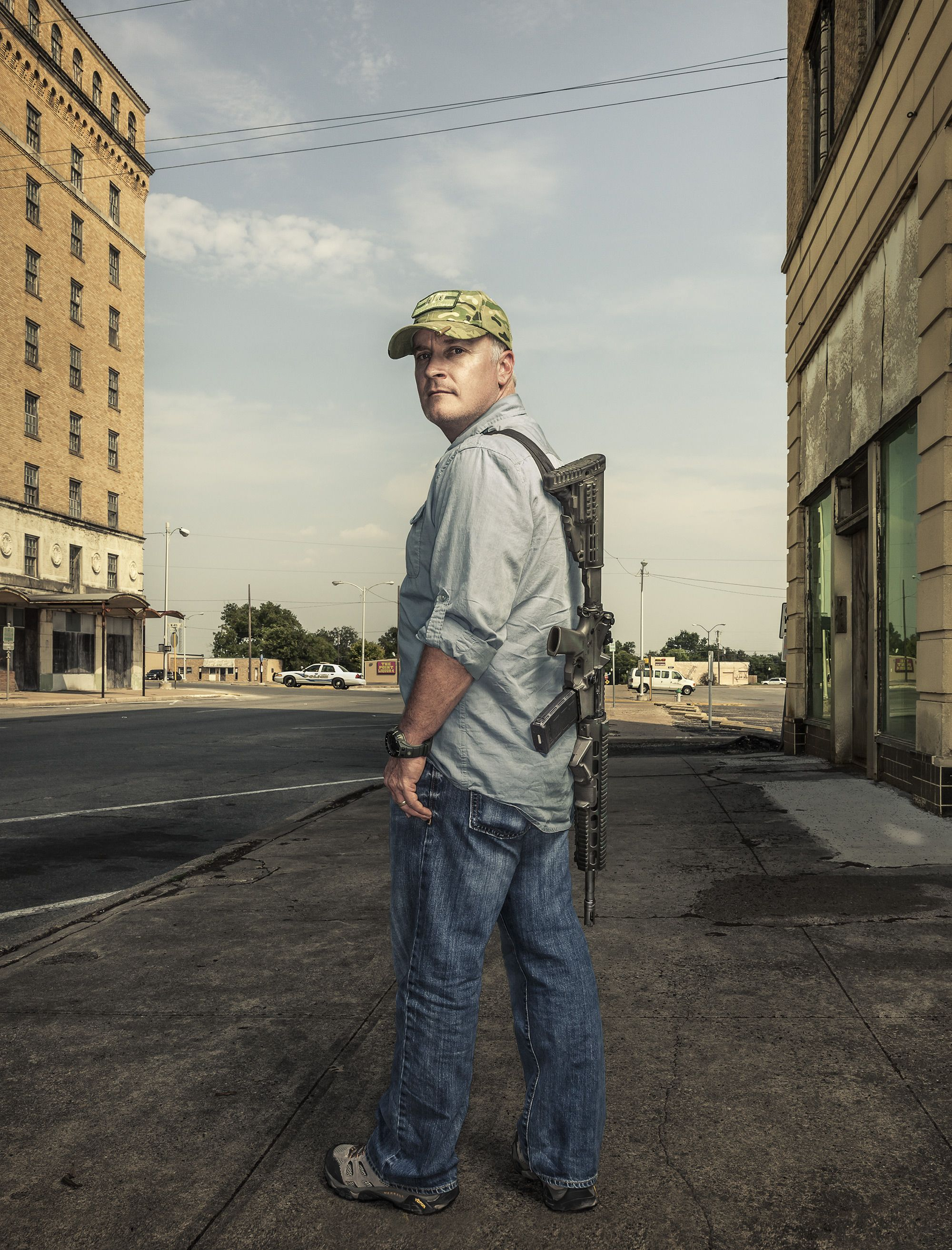 Open Carry Laws - C J  Grisham and the Right to Bear Arms in