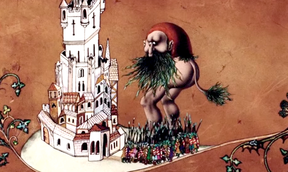 New Monty Python and the Holy Grail Cartoons Discovered