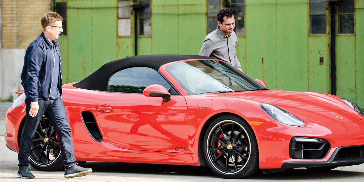 TV Show of the Year: Esquire's Car of the Year