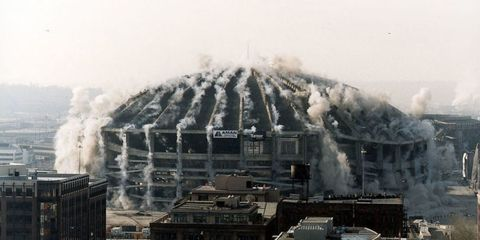 20 Iconic Structures Demolished in the Last 20 Years